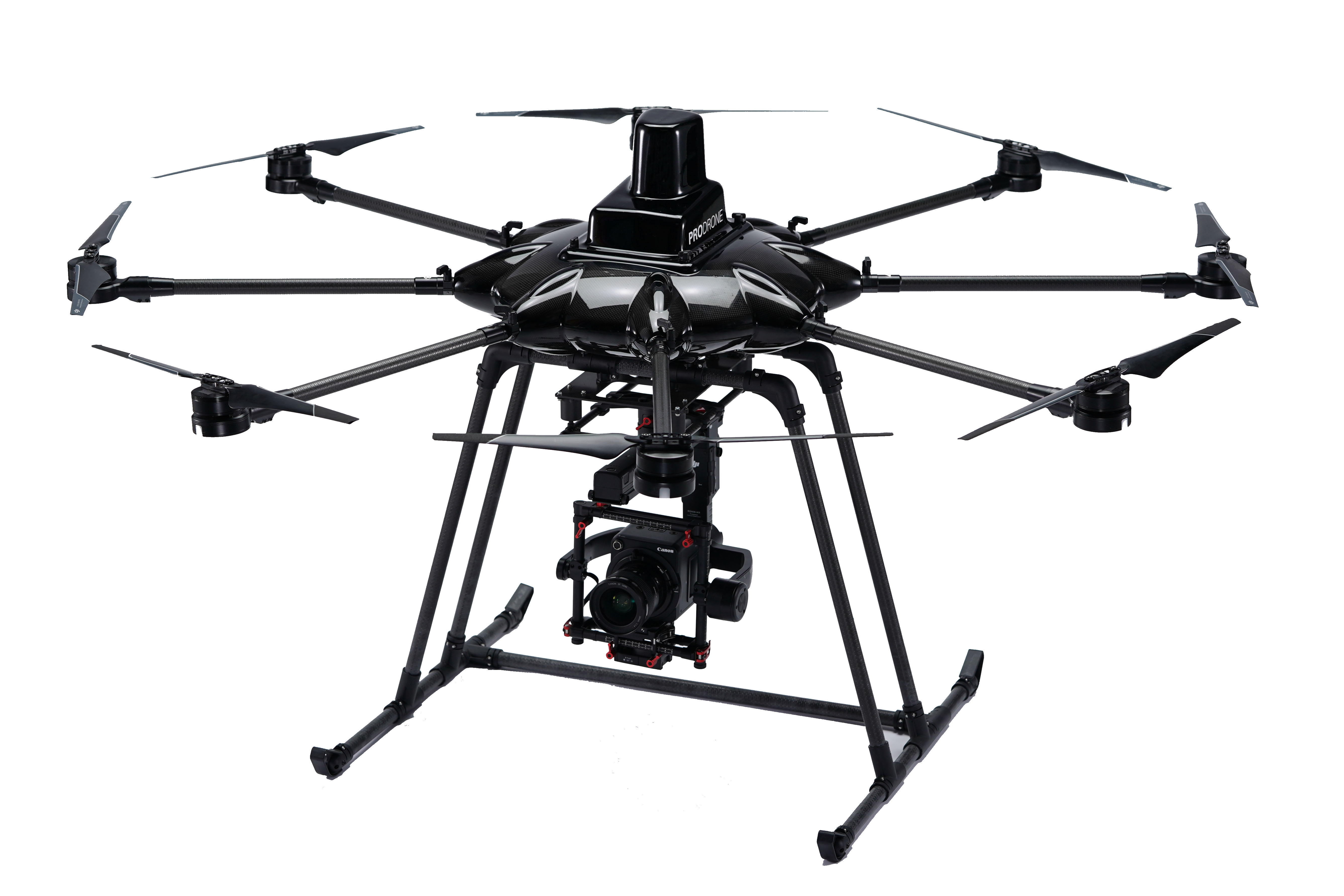 Prodrone Develops the Night Surveyor Drone | Prodrone