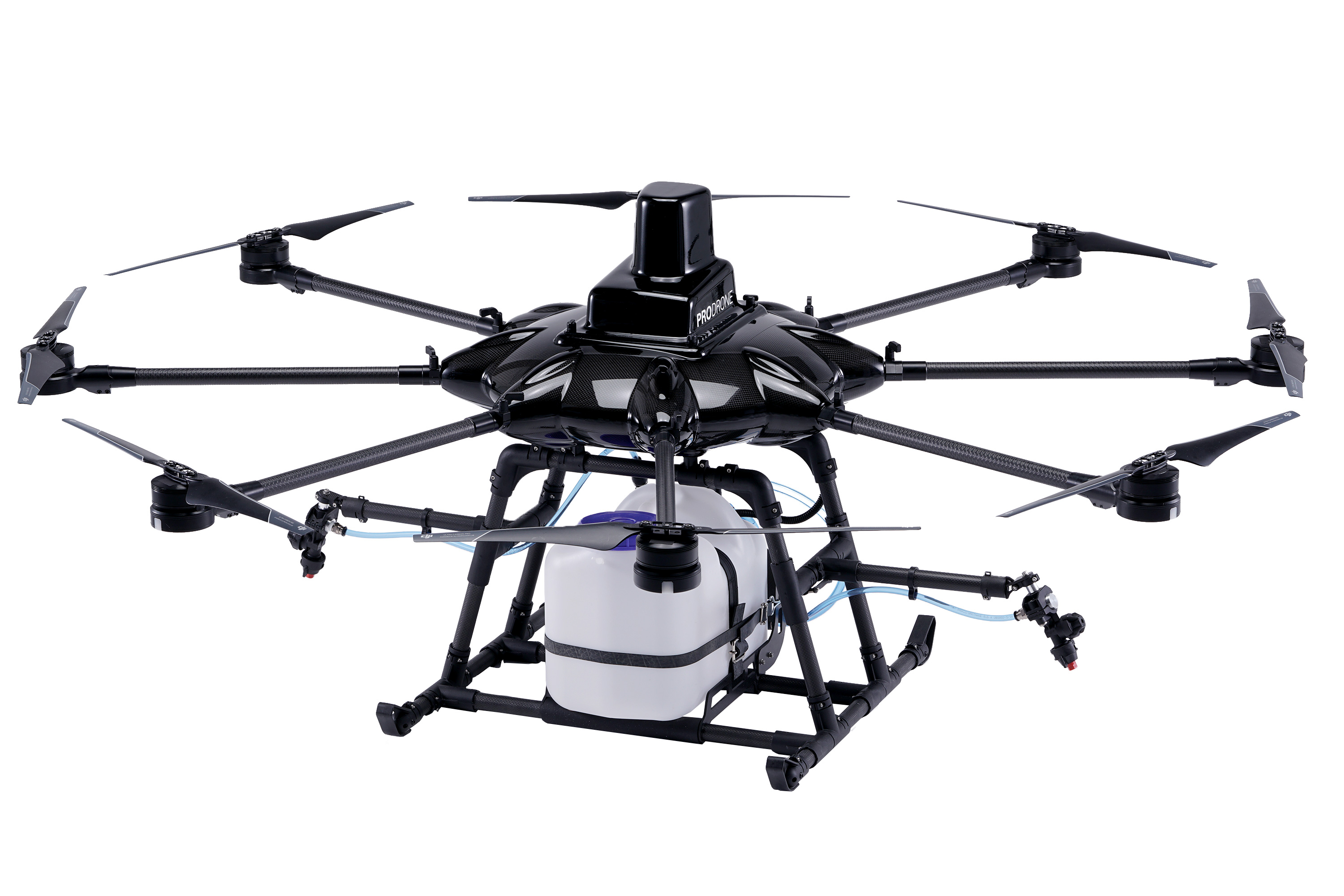 PRODRONE Develop the SkymatiX X-F1 for their business in
