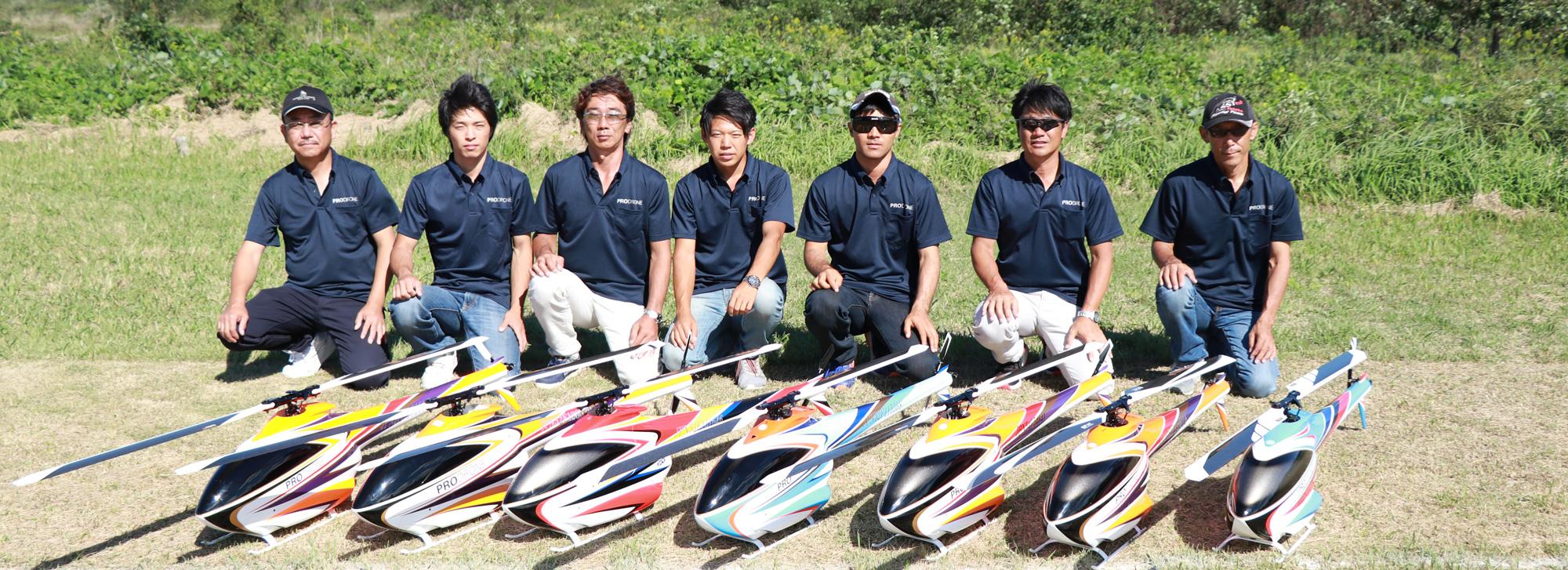 F3C日本選手権2018の選手画像